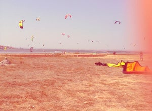 Kite School Windrider