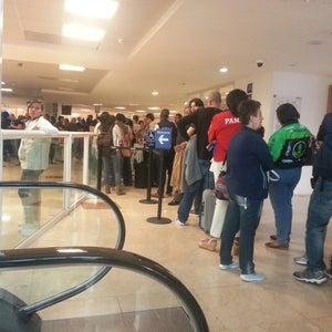 Aeropuerto Internacional de Cancún (CUN)