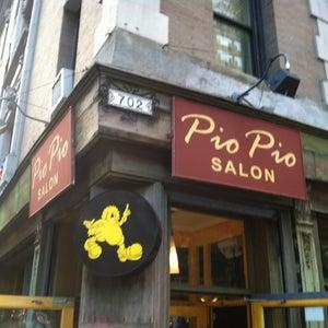 Pio Pio Salon Upper West Side