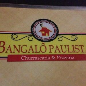 Bangalô Paulista