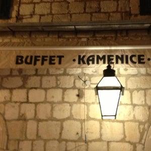 Buffet Kamenice