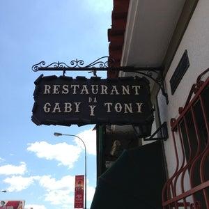 Da Gaby y Tony