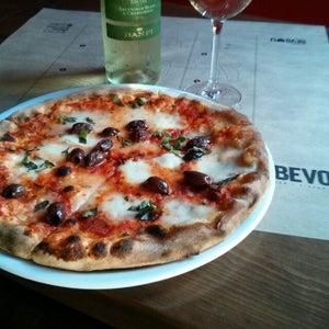 BEVO Bar + Pizzeria