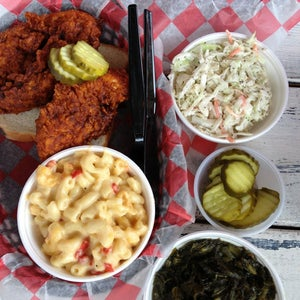 The 15 Best Places for a Chicken in Nashville