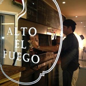 Alto El Fuego