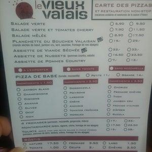 Aftersky / Vieux-Valais