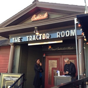 The Tractor Room