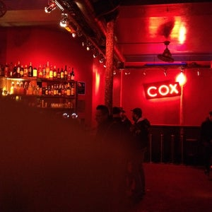 Photo of Cox Bar