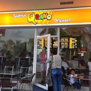 Sandwich Qbano San Andrés