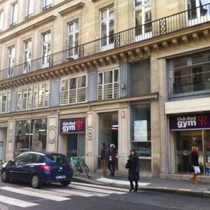 ClubMed Gym Palais Royal
