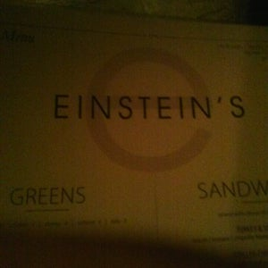 Photo of Einstein's