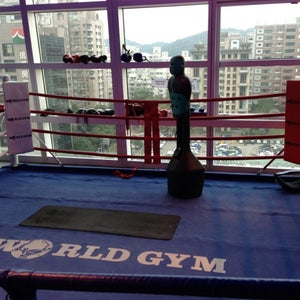 World Gym Elite Taipei 101