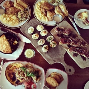 The 15 Best Places for Brunch Food in Washington