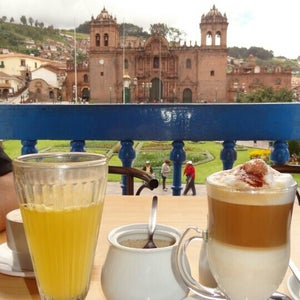 Cappuccino Cusco Cafe