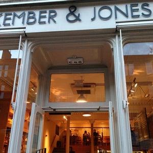 Kember & Jones