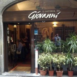 LOsteria Di Giovanni