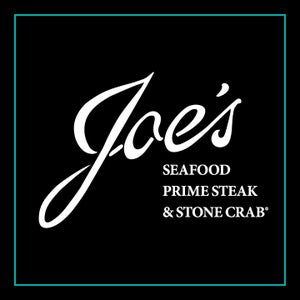 Joes Seafood, Prime Steak & Stone Crab