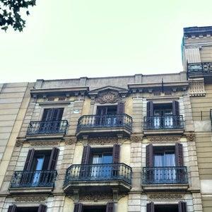 Photo of Barcelona City Ramblas (Pensión Canaletas)