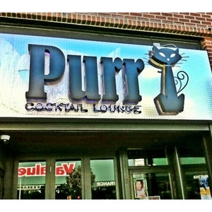 Purr Cocktail Lounge