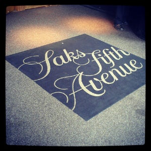 Saks Fifth Avenue (Men)