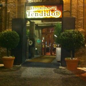Restaurante Tendido1