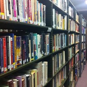 Quatrefoil Library