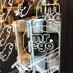 Mr. Ego