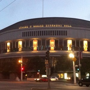The 15 Best Concert Halls in San Francisco