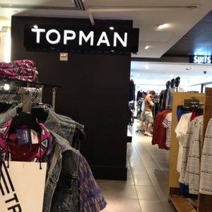 Top Shop/Top Man