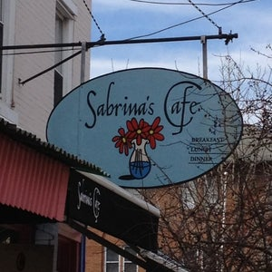 Sabrinas Cafe (and Spencer's Too)