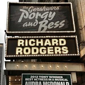 Photo of Richard Rodgers Theatre