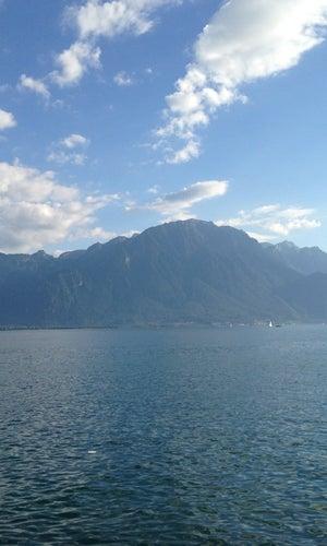 Bateau La Suisse - Lac Leman