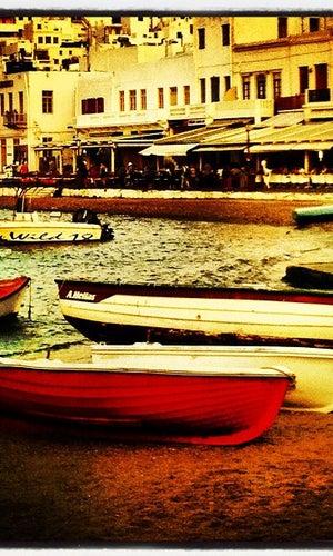 Παλιό Λιμάνι Μυκόνου (Old Port of Mykonos)