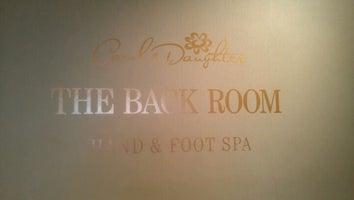 Carol's Daughter Back Room Hand & Foot Spa