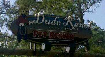Dude Ranch Pet Resort