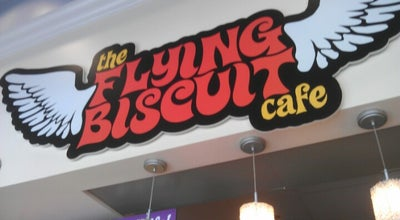 Photo of Southern / Soul Food Restaurant The Flying Biscuit Cafe at 705 Town Blvd Ne, Brookhaven, GA 30319, United States