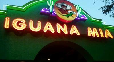 Photo of Mexican Restaurant Iguana Mia at 1027 Cape Coral Pkwy E, Cape Coral, FL 33904, United States