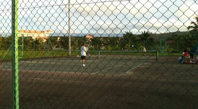 Photo of Playground Sandakan District Tennis Association at Padang Baru, Sandakan, Malaysia