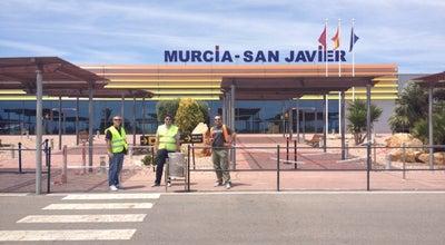 Photo of Airport Aeropuerto de Murcia-San Javier at Ctra. Del Aeropuerto, San Javier 30730, Spain