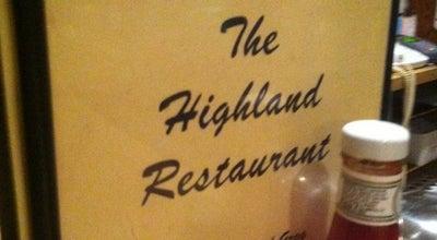 Photo of Italian Restaurant Highland at Fenn St., Pittsfield, MA 01201, United States
