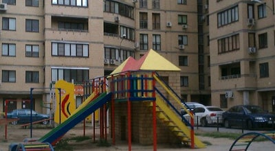 Photo of Playground Желтый Двор at Волгоград, Russia