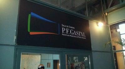 Photo of Indie Movie Theater Sala de Cinema P. F. Gastal at Av. Pres. João Goulart, 551, Porto Alegre 90010-120, Brazil