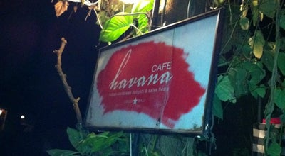 Photo of Caribbean Restaurant cafe havana at Jl. Dewi Sita, Indonesia