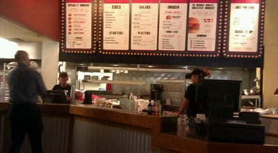 Photo of Burger Joint Fuddruckers at 3929 S.w. Fwy., Houston, TX 77027, United States