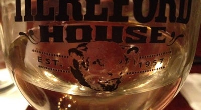 Photo of Steakhouse Hereford House at 19721 E Jackson Dr, Independence, MO 64057, United States