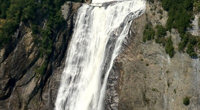 Photo of Scenic Lookout Parc de la Chute-Montmorency at 2490, Ave Royale, Beauport, QC G1C 7N5, Canada