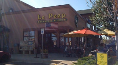 Photo of Breakfast Spot Le Peep at 1225 Ken Pratt Blvd, Longmont, CO 80501, United States