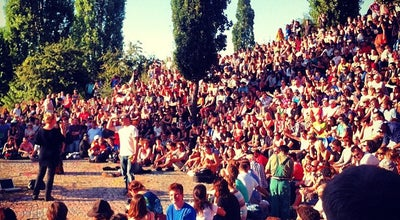 Photo of Karaoke Bar Sonntagskaraoke im Mauerpark at Mauerpark, Berlin 10437, Germany