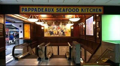 Photo of Seafood Restaurant Pappadeaux Seafood Kitchen at At Gate A25, Dallas, TX 75261, United States