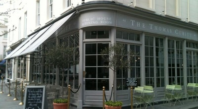 Photo of Gastropub Thomas Cubitt at 44 Elizabeth St, Belgravia SW1W 9PA, United Kingdom